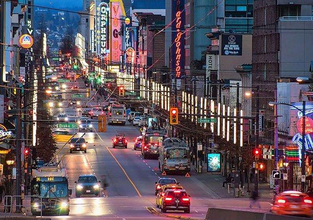 Onde ficar em Vancouver