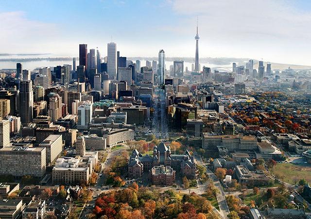 Qual a época mais barata para viajar para Toronto