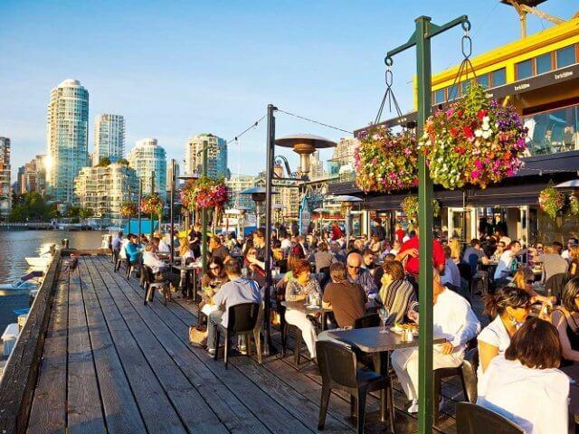 Melhores restaurantes em Vancouver