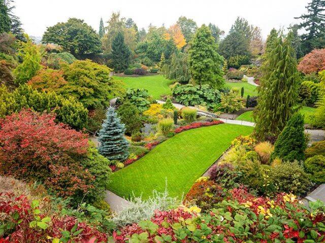 Queen Elizabeth Park em Vancouver