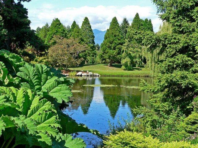 VanDusen Botanical Garden em Vancouver