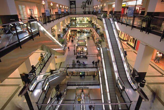 Melhores shoppings de Montreal