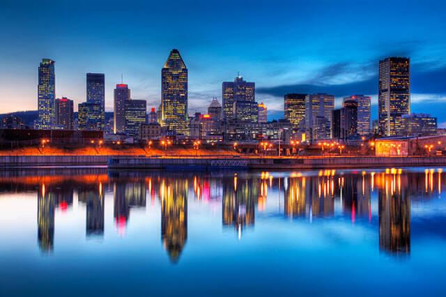 Top 5 lugares para aproveitar a vida noturna de Montreal