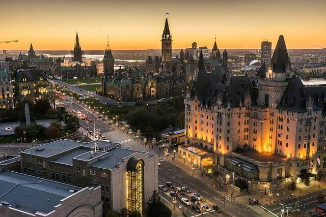 O que fazer no Verão em Ottawa