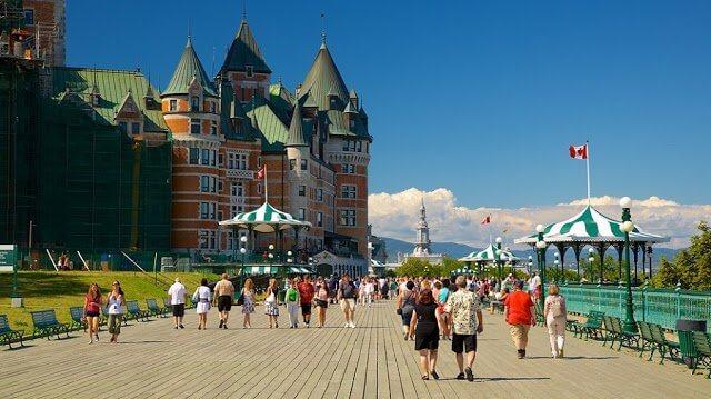Melhores shoppings em Quebec