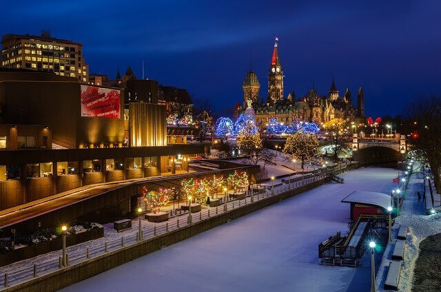 O que fazer à noite em Ottawa