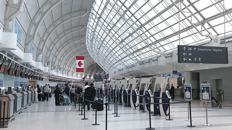 Aeroporto Internacional de Toronto