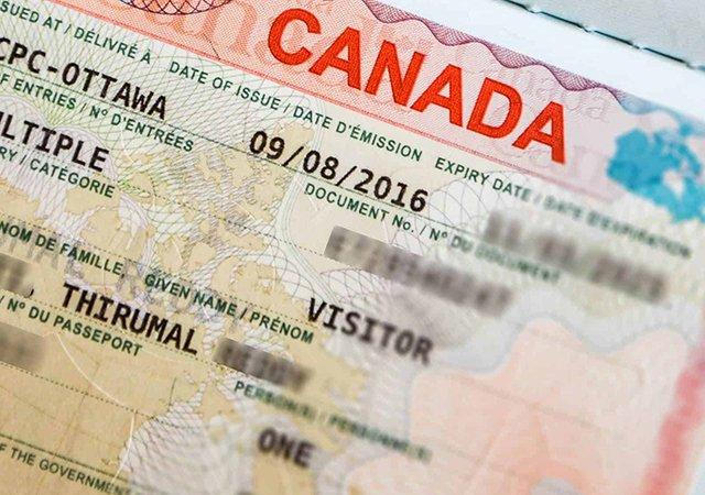 Visto para o Canadá