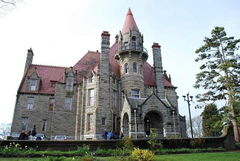 Craigdarroch Castle em Victoria
