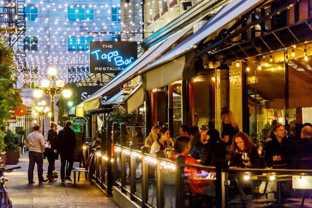 Melhores restaurantes em Victoria