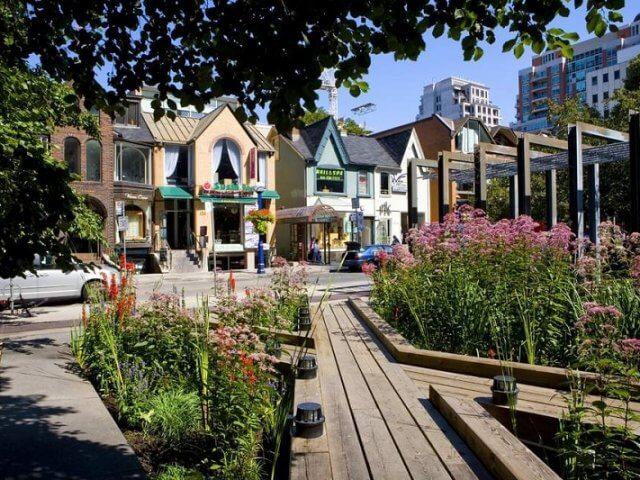 YorkVille em Toronto