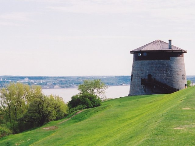 Plaines d'Abraham em Quebec