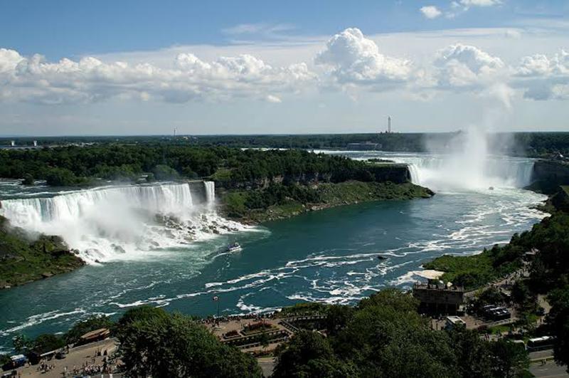 Como enviar dinheiro para Niagara Falls