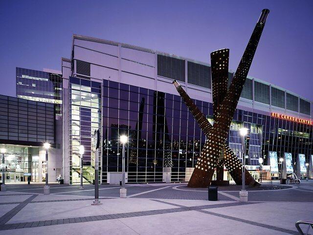 Air Canada Centre em Toronto