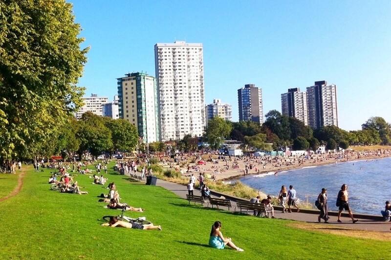 Roteiro de 3 dias em Vancouver