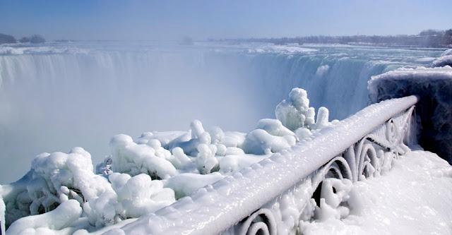 Clima em Niagara Falls