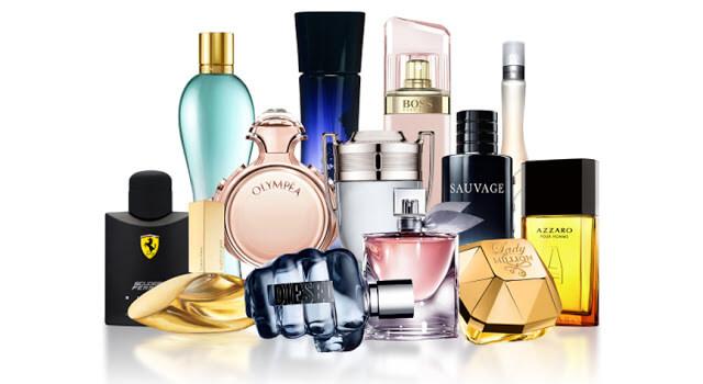 Onde comprar perfumes em Edmonton