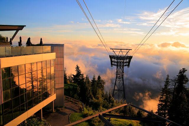 Aventura Alpina em Vancouver