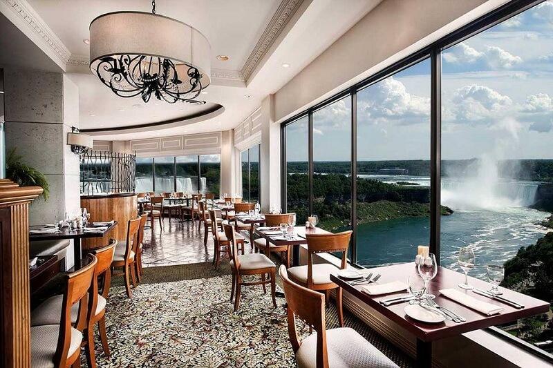 Melhores restaurantes em Niagara Falls