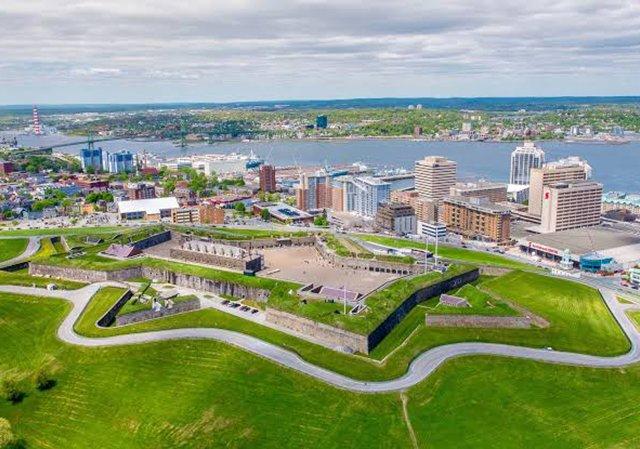 Excursão guiada em Halifax