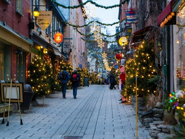Natal em Montreal