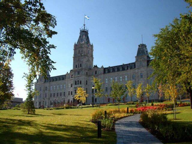 Quanto tempo ficar em Quebec City