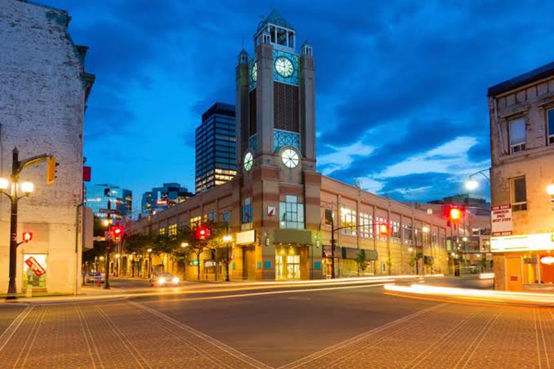 Centro de Hamilton
