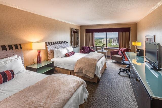 Hotéis em Quebec