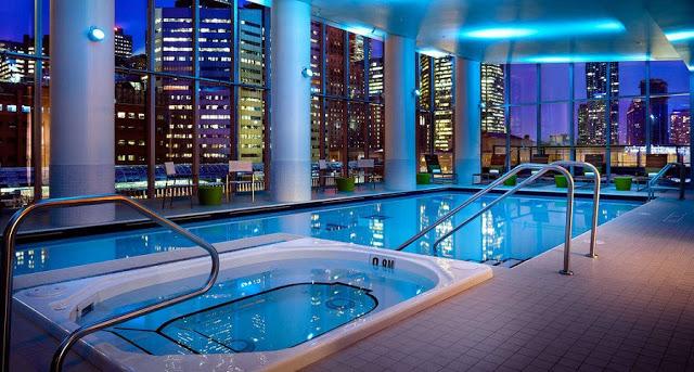 Hotel Marriott Downtown em Toronto