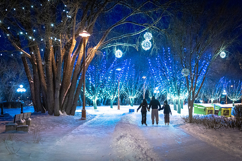 Natal em Winnipeg