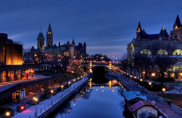 Melhores baladas em Ottawa