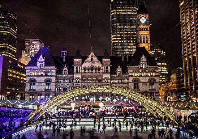 O que fazer no ano-novo em Toronto em 2018