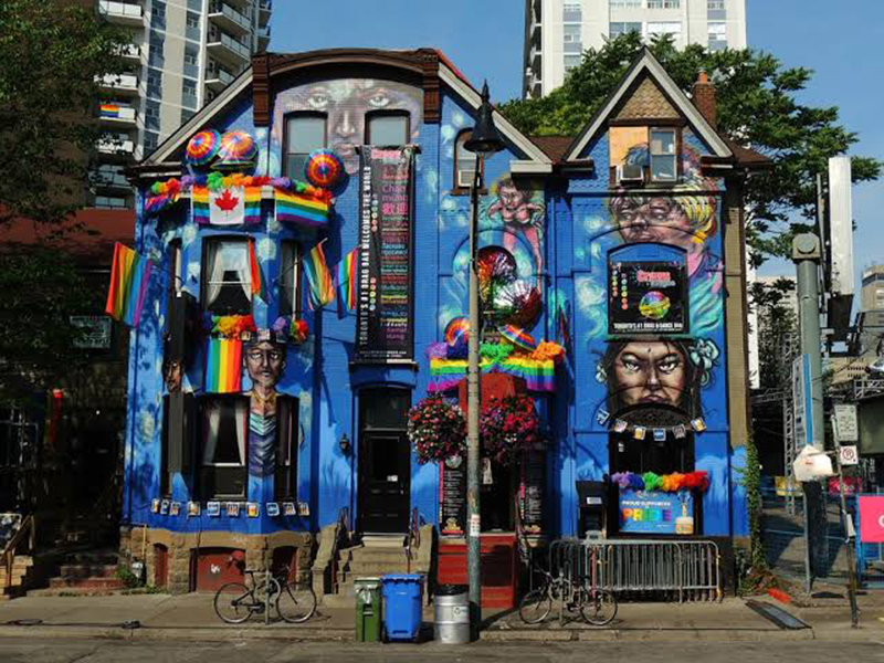 Bar Crews & Tangos em Toronto