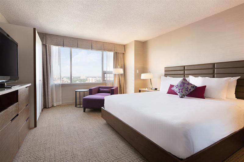 Quarto Hotel Coast Edmonton Plaza em Edmonton