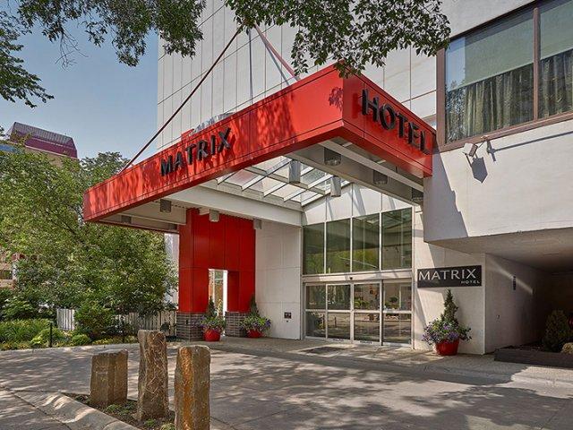 Dicas de hotéis em Edmonton