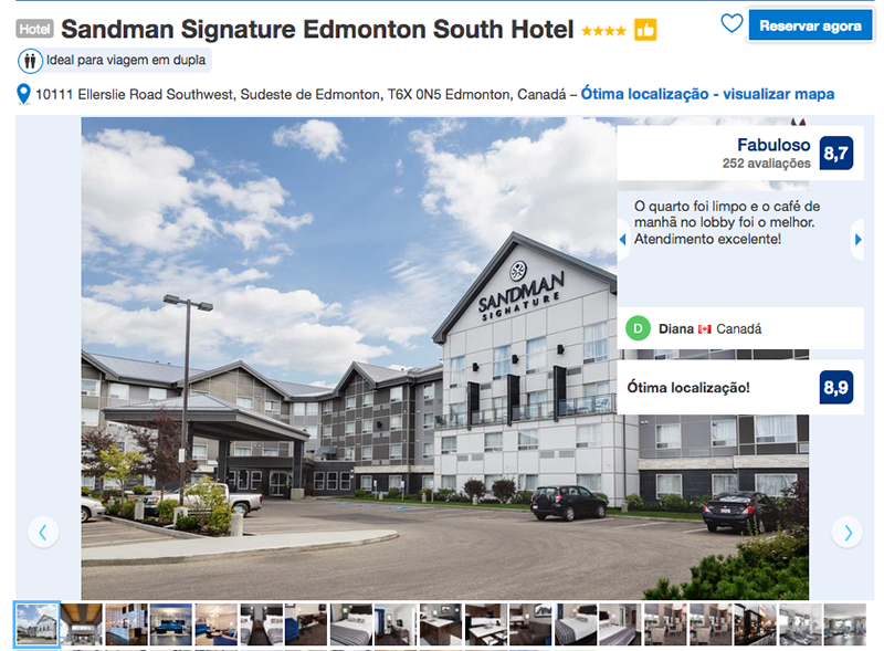Hotel Sandman Signature Edmonton South em Edmonton