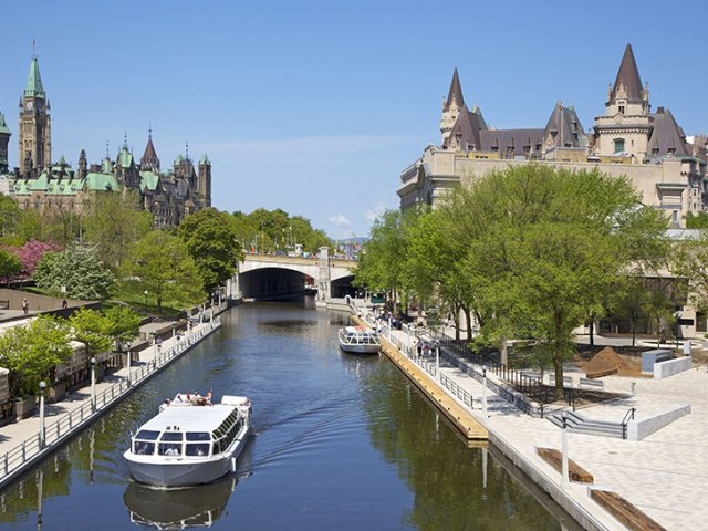 Excursão particular com guia local em Ottawa