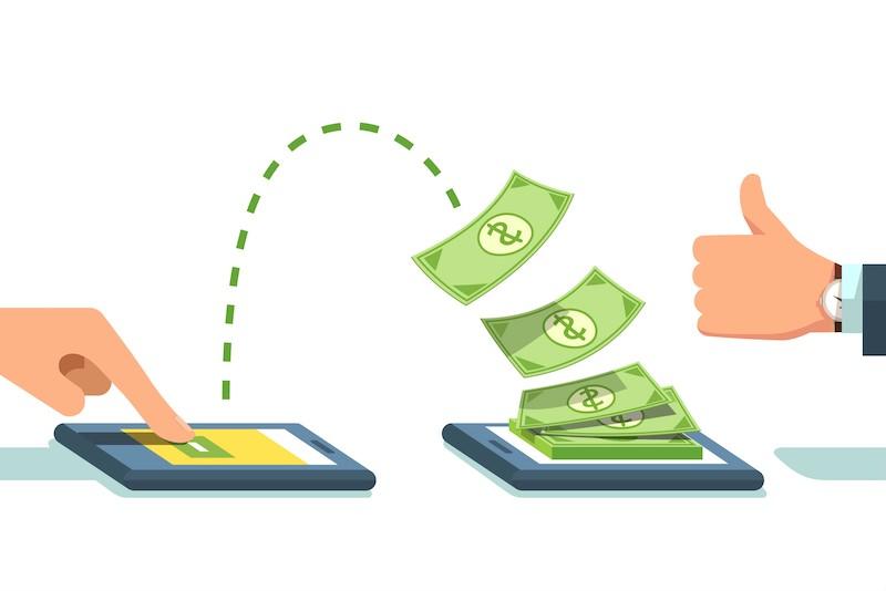 Envio de dinheiro via Remessa Internacional