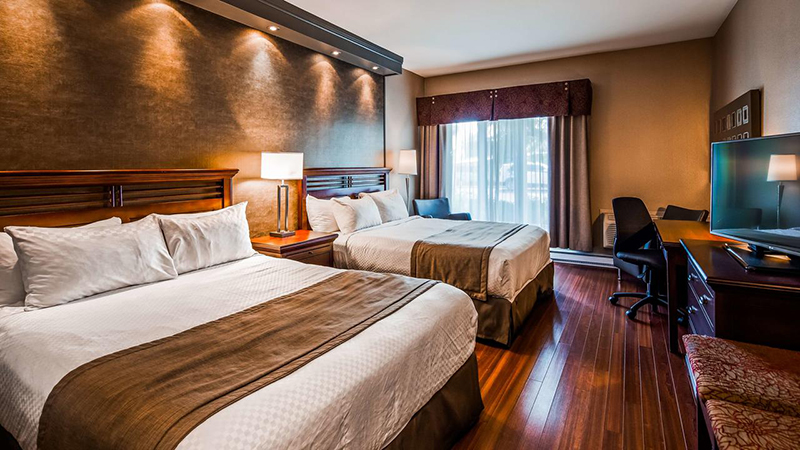 Best Western Premier Hotel Aristocrate em Quebec
