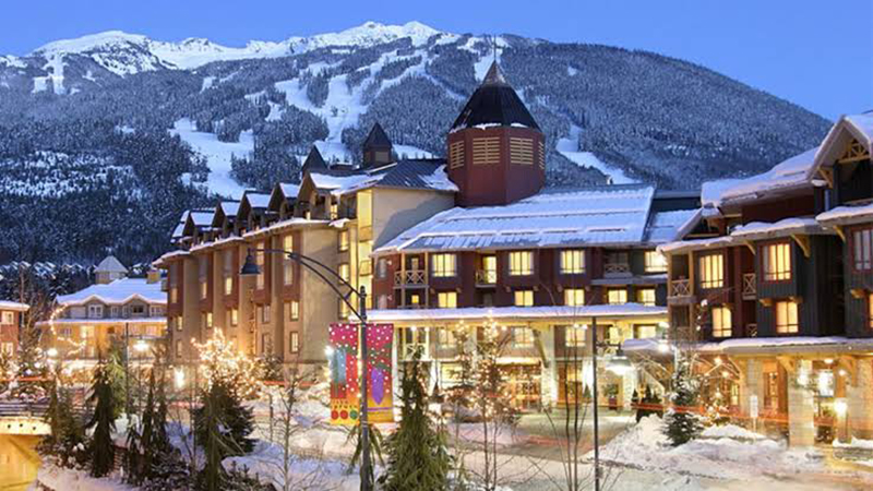 Dicas de hotéis em Whistler