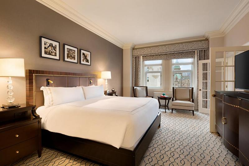 Reservas Hotel Fairmont Chateau Laurier Gold Experience em Ottawa