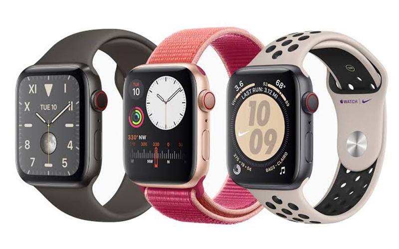 Edições Especiais do Apple Watch