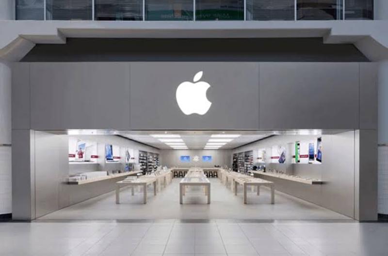 Loja Apple em Toronto