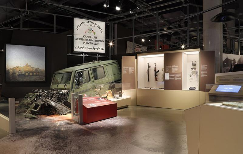 Museu da Guerra do Canadá em Ottawa