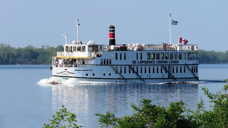Cruzeiro turístico Ottawa