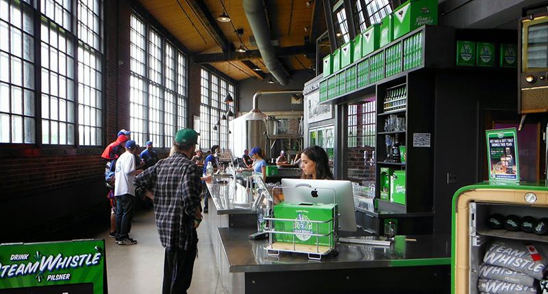 Excursão por cervejarias artesanais em Toronto