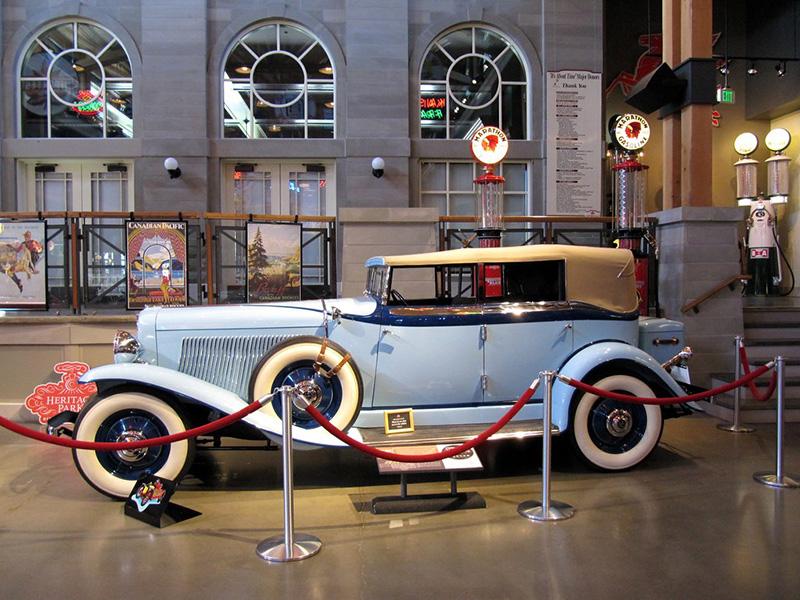Museu da Gasolina em Calgary