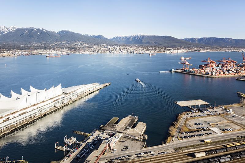 Mirante Vancouver Lookout