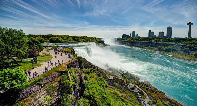 Parque Estadual de Niagara Falls