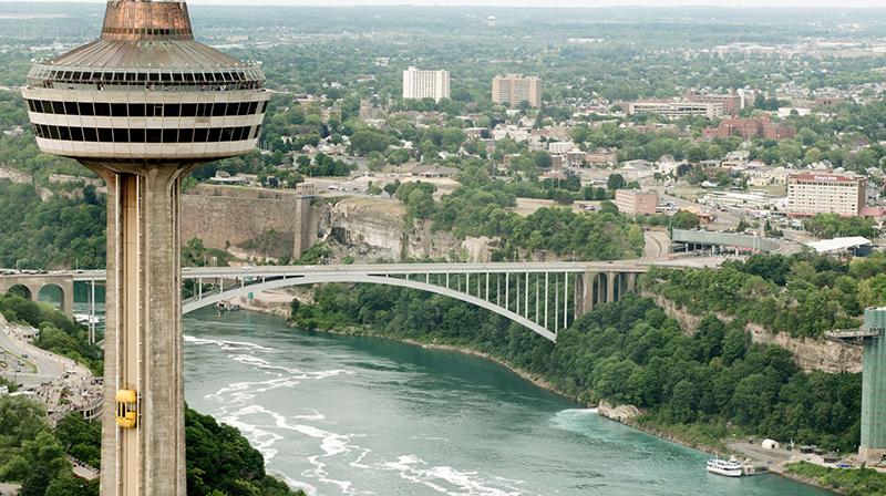 Skylon Tower em Niagara Falls